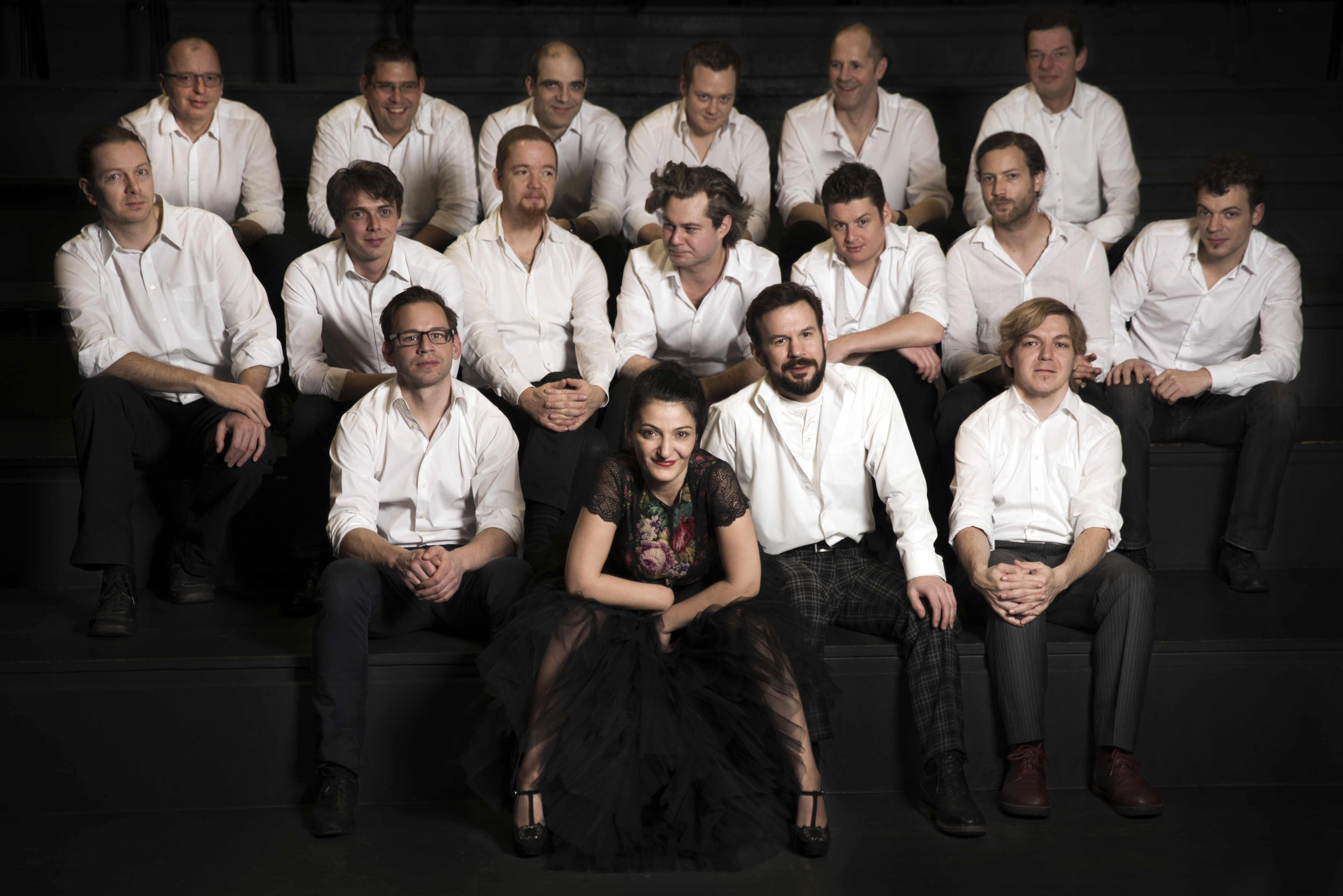 Fatima Spar & JOV klein(Karin Nussbaumer)